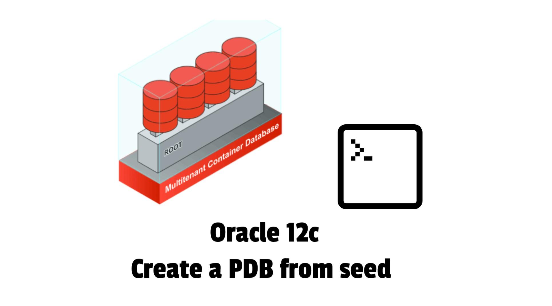 create pdb manually